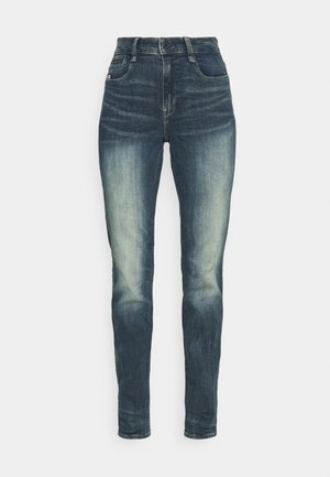 NOXER STRAIGHT - Straight leg jeans - antic faded baum blue