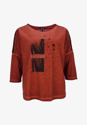 3/4 ARM - Pitkähihainen paita - red