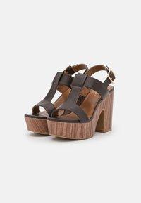 Tata Italia - Sandals - brown - 2
