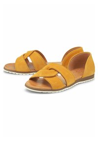 Apple of Eden - CHES - Sandals - yellow - 1