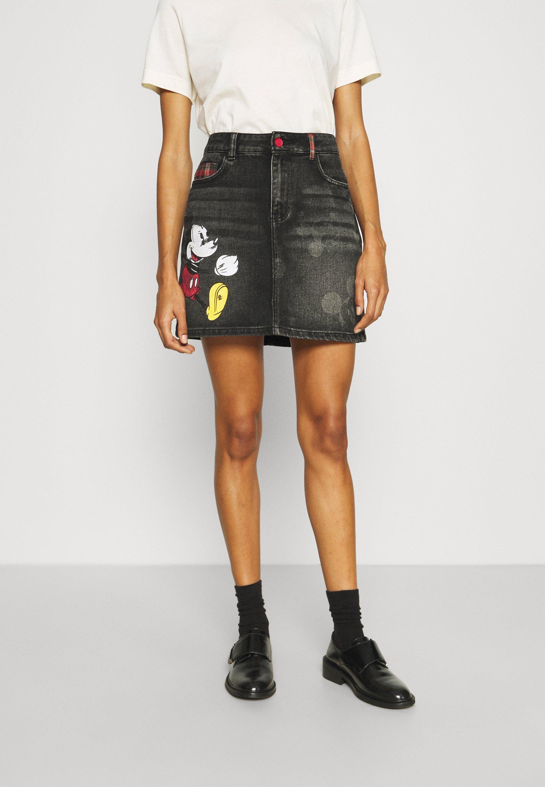 Women FAL MICKEY - Mini skirt