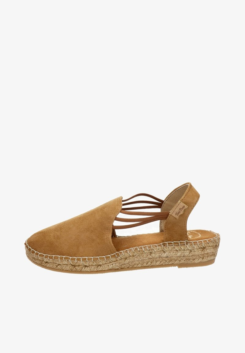 Toni Pons - Wedge sandals - cognac