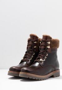 Panama Jack - PANAMA IGLOO BROOKLYN - Lace-up ankle boots - marron/brown - 4