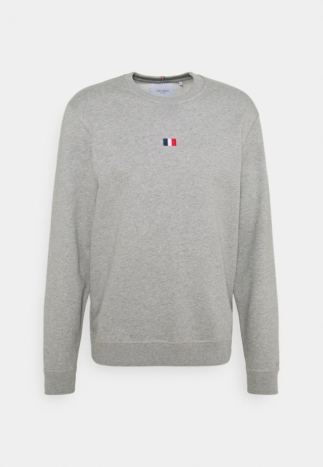 FLAG - Sweatshirt - grey melange