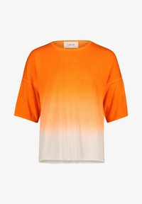 Cartoon - Jumper - white orange - 3