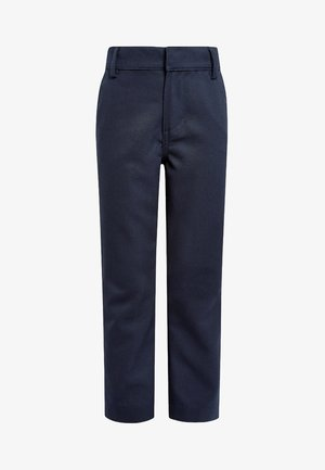FLAT FRONT TROUSERS  - Broek - blue