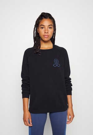 BIOANCIA - Sweater - black