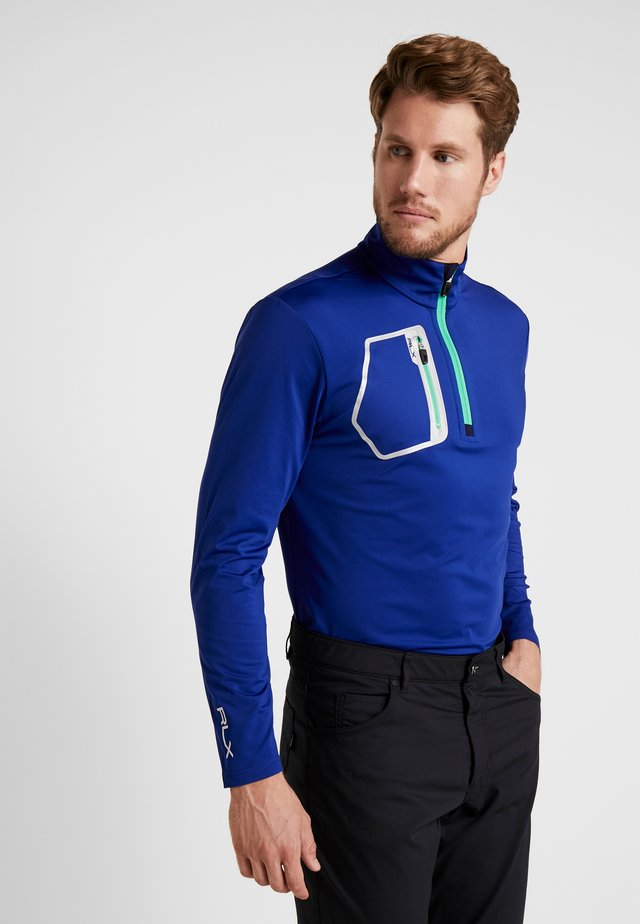 LONG SLEEVE - Long sleeved top - sporting royal