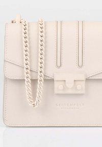 Seidenfelt - Across body bag - beige - 3
