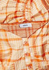 Envii - ENBLUME - Bluzka - orange - 2