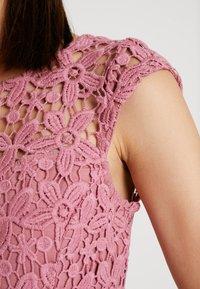 ONLY - ONLCROCHETTA - Day dress - mesa rose - 6