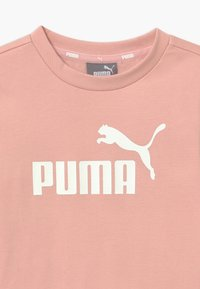 Puma - MINICATSS CREW JOGGER SET - Tuta - peachskin - 4