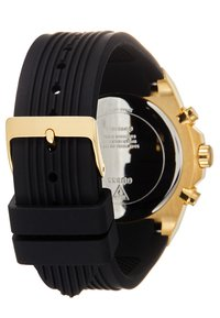Guess - LADIES SPORT - Zegarek - black/gold-coloured - 3