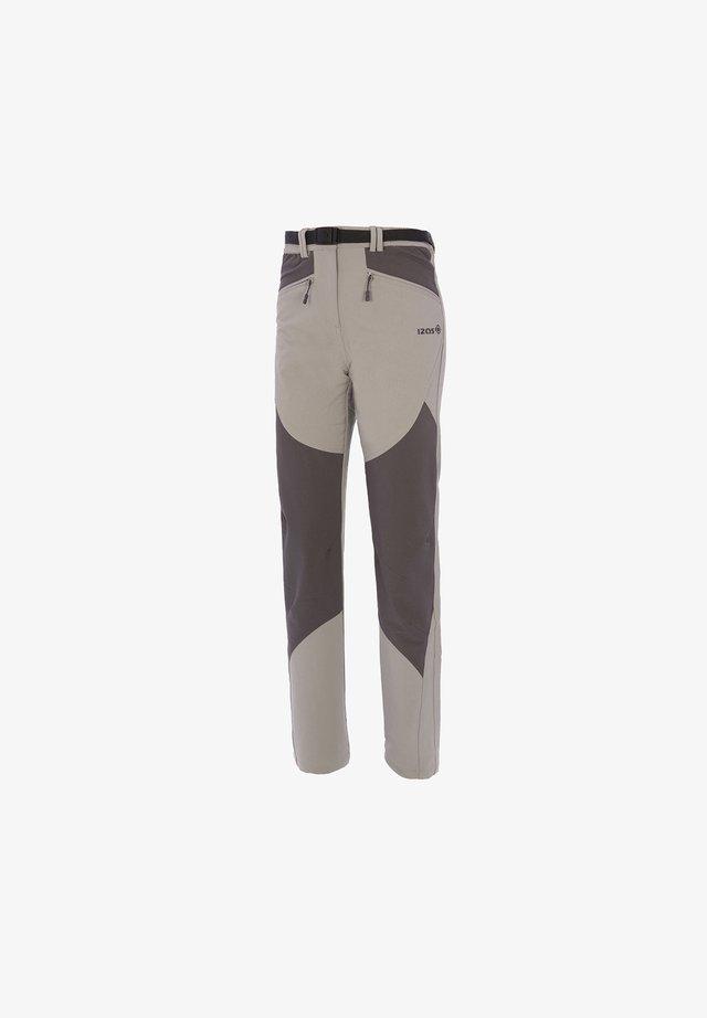 Pantalones deportivos - grey/dark grey