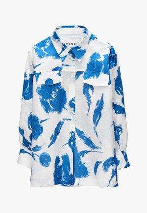 00651255 - Button-down blouse - white