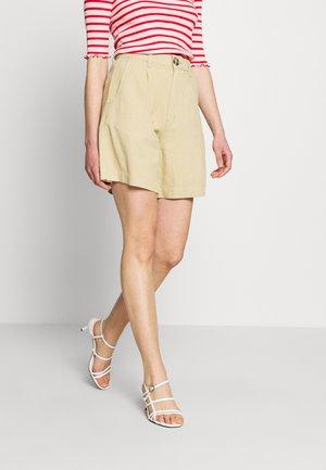 HORIZON - Pantalones - beige