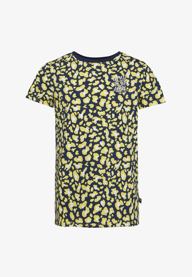 T-shirt print - all-over print