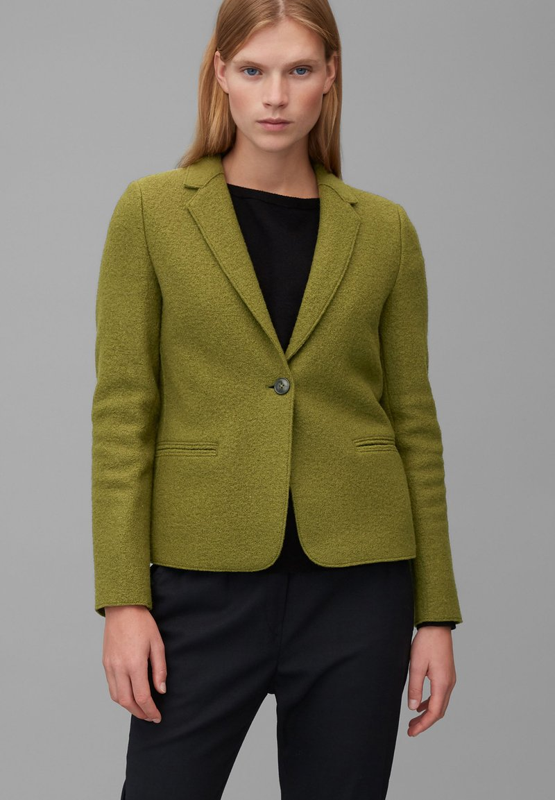 Marc O'Polo - Blazer - olive green