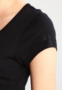 Lauren Ralph Lauren - Maxi dress - black - 3