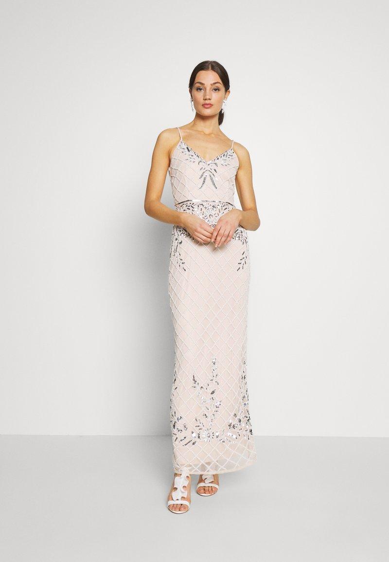 Lace & Beads - CAIRO  - Suknia balowa - nude