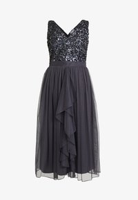 Sista Glam - MELODY - Cocktail dress / Party dress - charcoal - 5