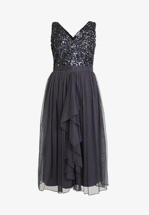 MELODY - Koktejlové šaty/ šaty na párty - charcoal