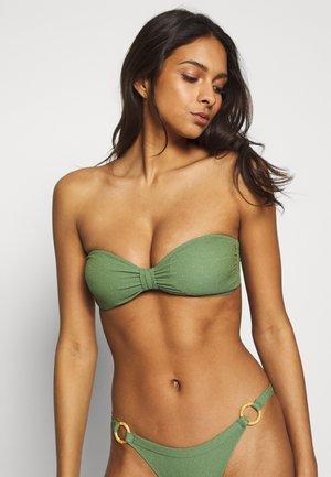 BLOSSOM - Bikini top - ivy