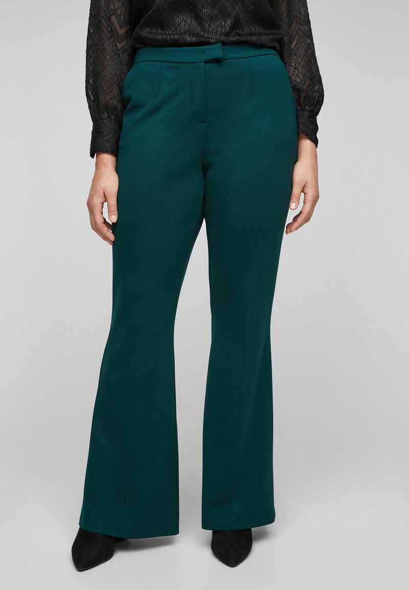 Triangle - Trousers - dark green