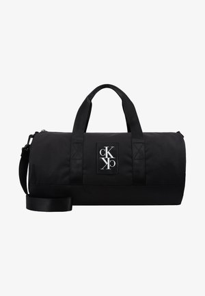 SPORT ESSENTIALS  DUFFLE  - Sports bag - black