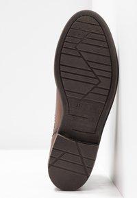 Marco Tozzi - Boots à talons - chestnut - 6