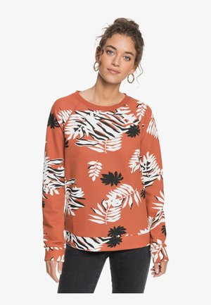 ENCHANTED ISLE - Sweatshirt - auburn savana