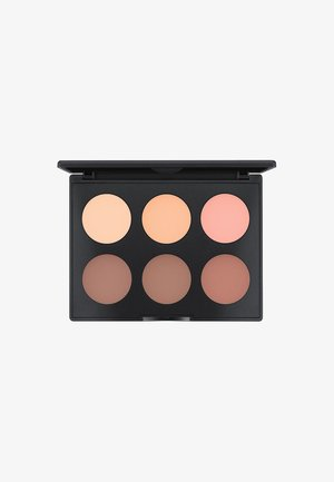 STUDIO FIX SCULPT AND SHAPE CONTOUR PALETTE - Paleta do makijażu - light/medium