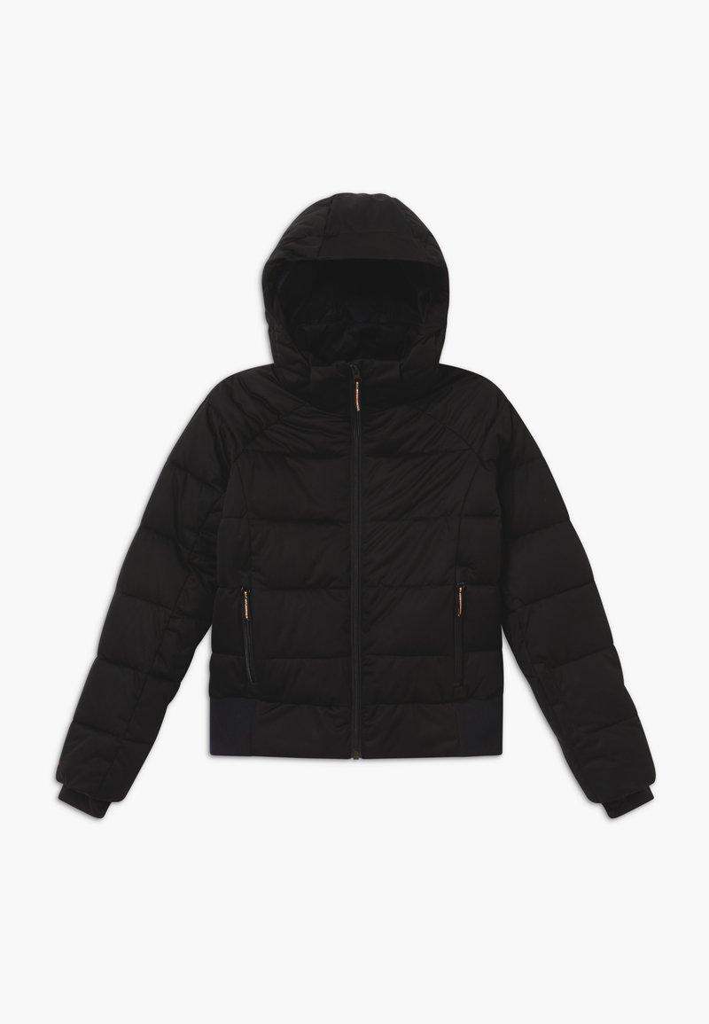 Brunotti - FIRECROWN GIRLS - Snowboardová bunda - black