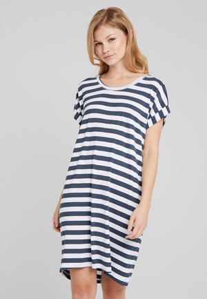 SLEEP RECOVERY CAP SLEEVE NIGHTIE - Nightie - iron