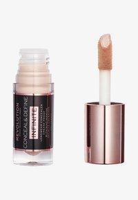 Make up Revolution - INFINITE CONCEALER - Concealer - c4 - 0