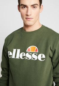 Ellesse - SUCCISO - Sweatshirt - khaki - 5