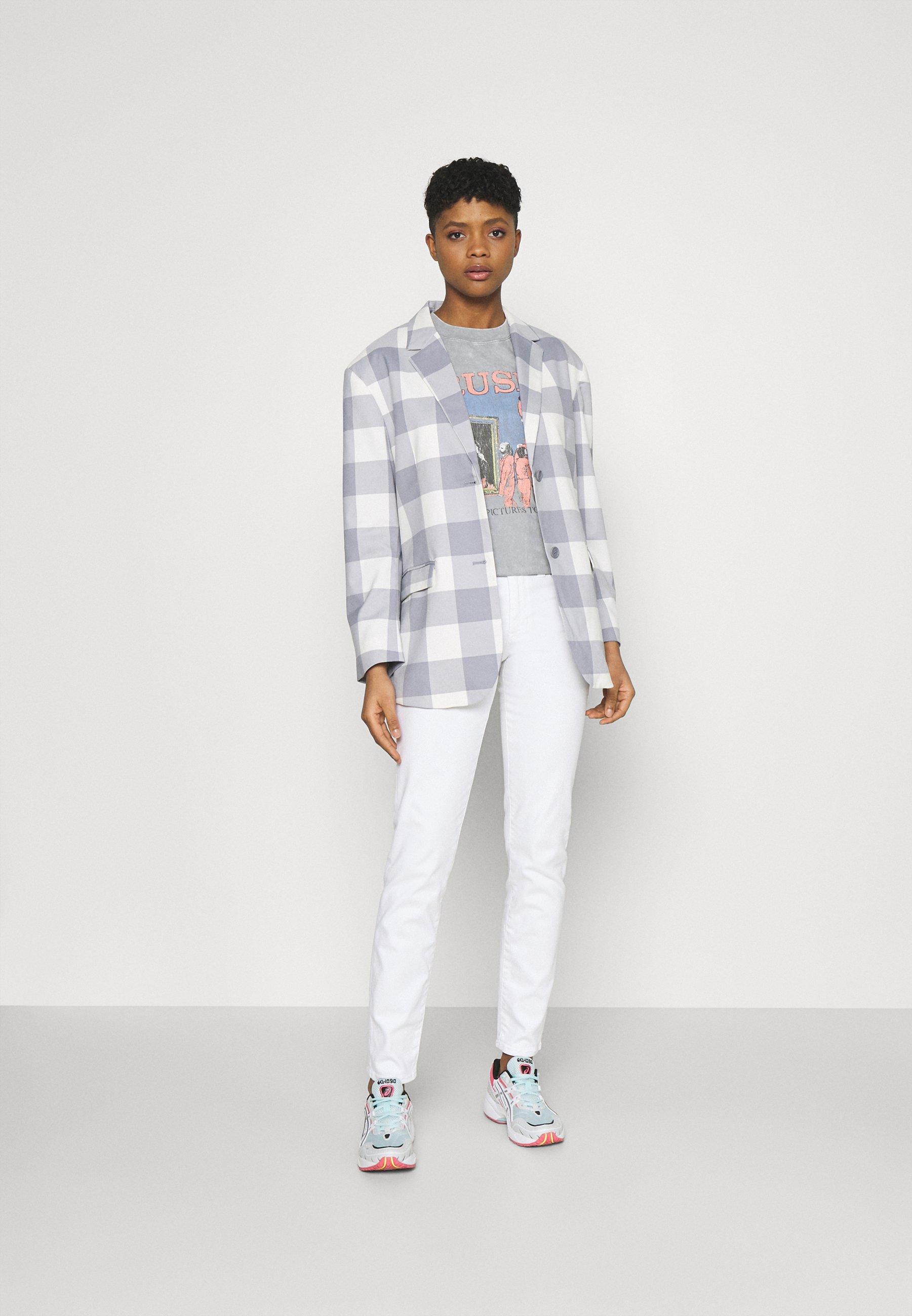 Women HI RISE - Straight leg jeans
