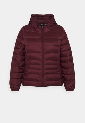 VMMIKKOLA SHORT HOODY JACKET - Light jacket - port royale