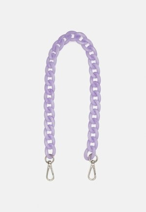 OCTO CHAIN HANDLE - Skulderveske - lilac