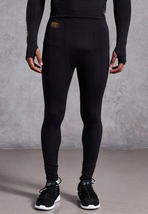 PERFORMANCE KOMPRESSIONS-LEGGINGS - Tights - black