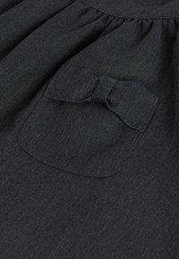 Next - BOW PINAFORE  - Day dress - grey - 2