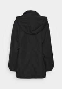 Weekday - BYRON COACH JACKET - Short coat - black - 10