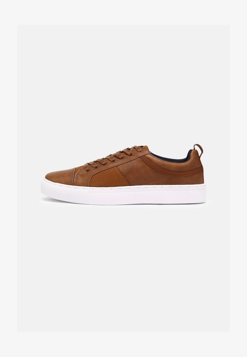 Call it Spring - VEGAN CONNER - Sneakers basse - cognac