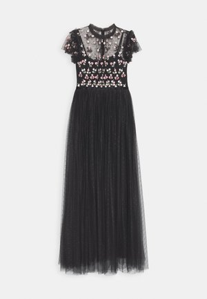 ROCOCO BODICE MAXI DRESS EXCLUSIVE - Iltapuku - champagne/black