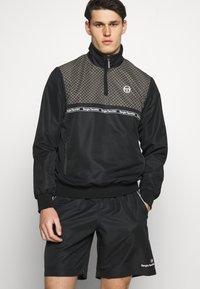 Sergio Tacchini - ROB SHORT - Sports shorts - anthracite - 3