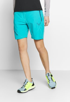 TRANSALPER LIGHT SHORTS - Sports shorts - turquoise