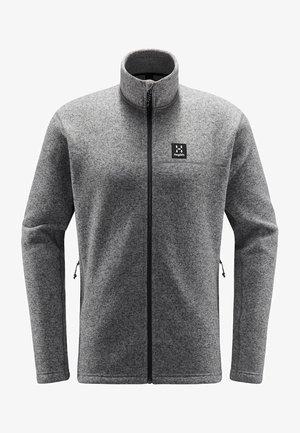 SWOOK JACKET  - Fleece jacket - concrete