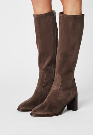 URDU - Boots - taupe
