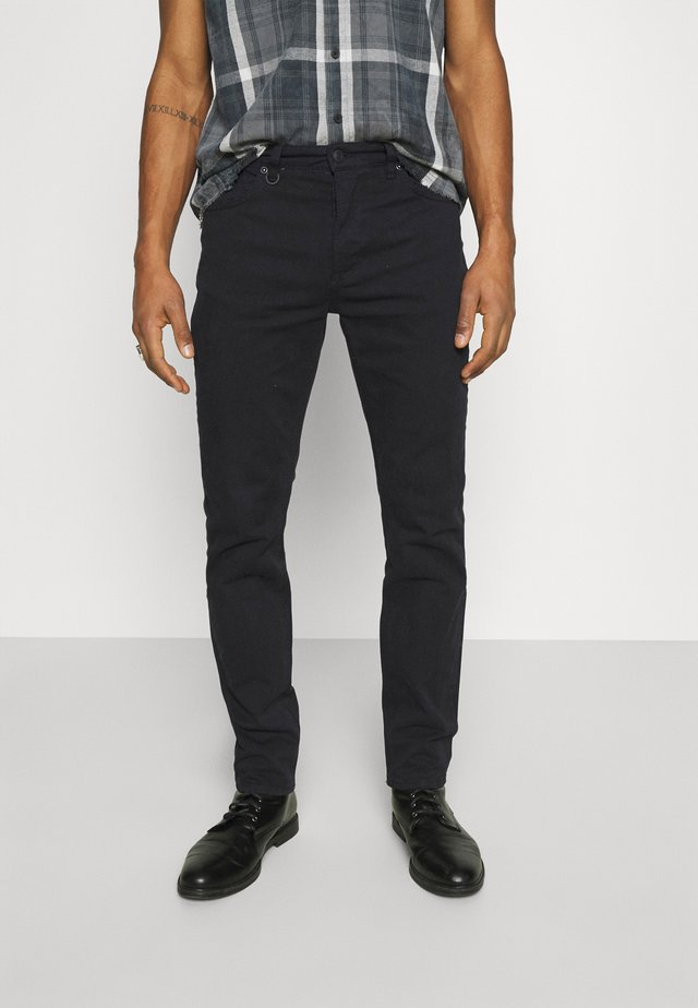 RAY STRAIGHT - Jeans straight leg - black