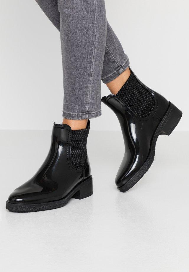 RIGA - Stivali di gomma - black